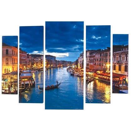 Холст модульный 80х115 см Венеция