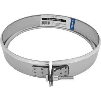 хомут обжимной 430/0.5 мм D197-200 цена