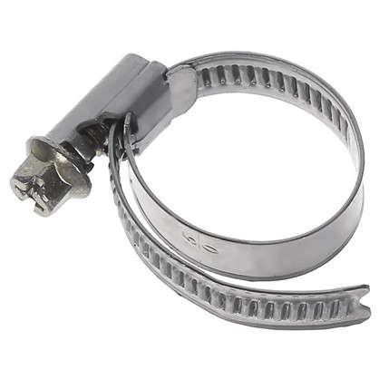 Хомут стальной Inox 08-25 мм 2 шт. цена