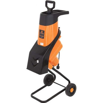 Измельчитель садовый электрический Carver SH 2400E цена