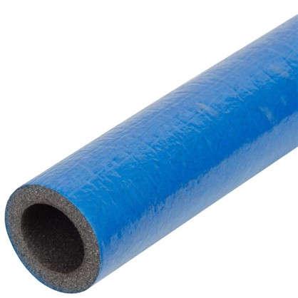 Изоляция для труб СуперПротект d18 мм 100 см полиэтилен цвет синий цена