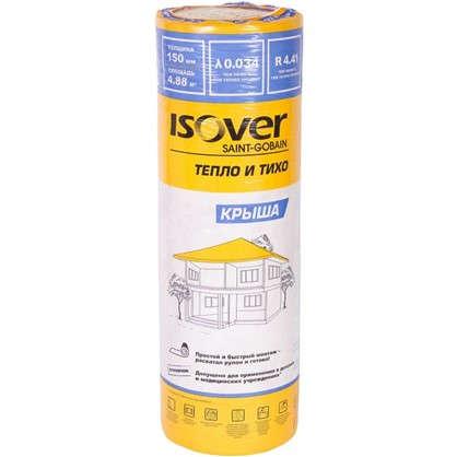 Изоляция Isover Крыша 150 мм 4.88 м2