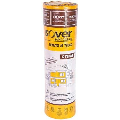 Изоляция Isover Стена 100 мм 6.1 м2 цена
