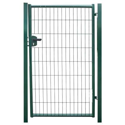 Калитка RAL 6005 Medium 1.73х1 м цвет зелёный цена