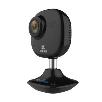 Камера видеонаблюдения внутреняя Ezviz Mini Plus компактная Full HD цена