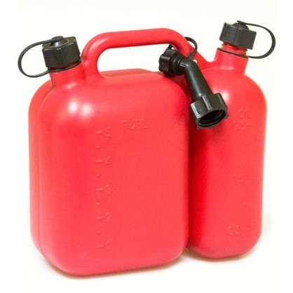Канистра для топливной смеси 5 л и 2.5 л цена