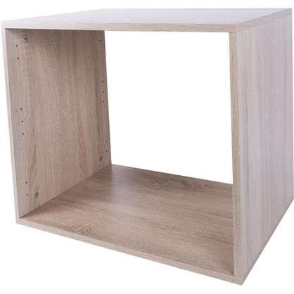 Каркас шкафа МФ 601x512x417 мм цвет сонома цена
