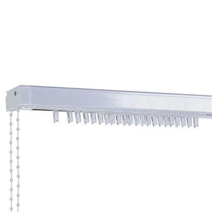 Карниз для вертикальных жалюзи к механизму 180х180 см цена