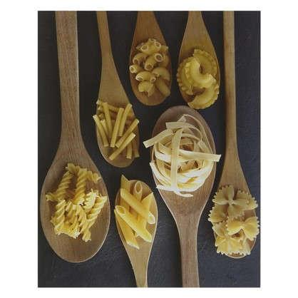 Картина без рамы 40х50 см Italian pasta