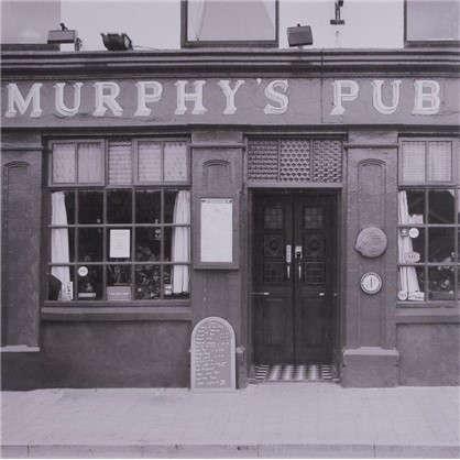 Картина на холсте Murphy's pub 30х30 см