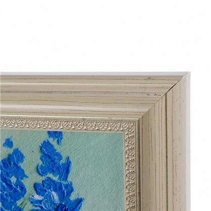 Картина в раме 30х40 см Букет с ромашками