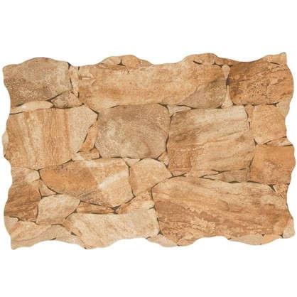 Керамогранит Camelot 32х48 см 1.25 м2 цвет коричневый
