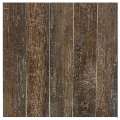 Керамогранит Гарда 45х45 см 1.215 м2 цвет коричневый