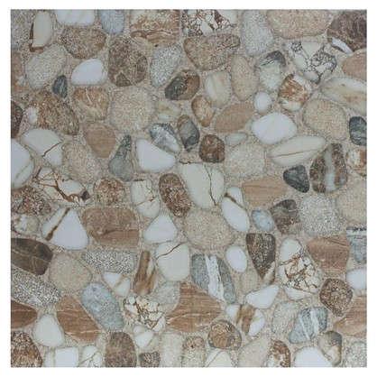 Керамогранит глянцевый JackStone 32.6x32.6 см 1.17 м2 цвет бежевый
