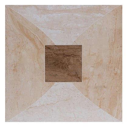 Керамогранит Italon Венеция Сан-Марко со вставкой 45х45 см 1.215 м2 цвет сан марко