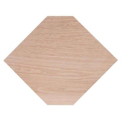 Керамогранит Каштан 33х33 см 1.66 м2 цвет бежевый