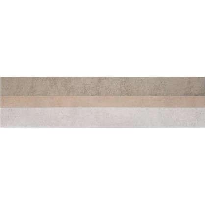 Керамогранит Loft Линии 60x15 см 1.36 м2