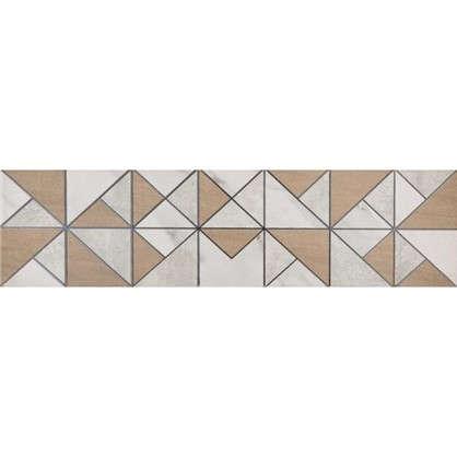 Керамогранит Loft Мозаик 60x15 см 2 шт.