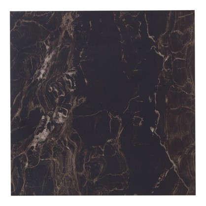 Керамогранит Supernova Frappuccino Dark 45x45 см 1.01 м2 цвет чёрный цена