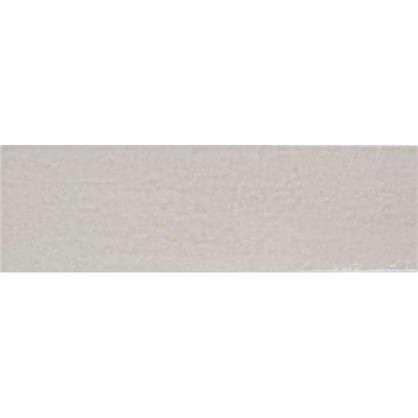 Керамогранит Teo 25х7.5 см 0.79 м² цвет светло-серый глянцевый цена