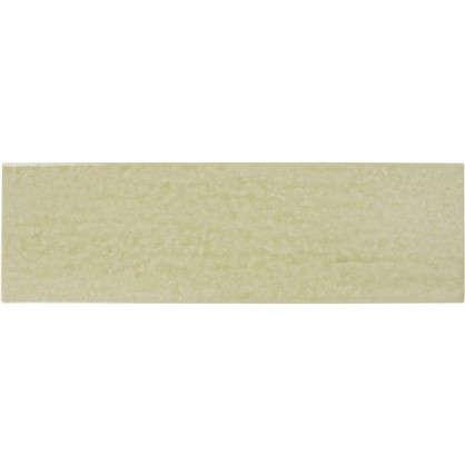 Керамогранит Teo 25x7.5 см 0.79 м2 цвет олива глянцевая