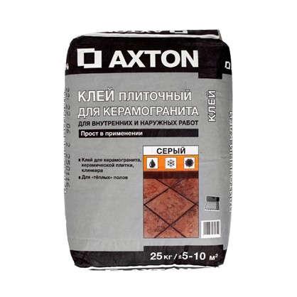 Клей Axton керамогранит 25 кг цена