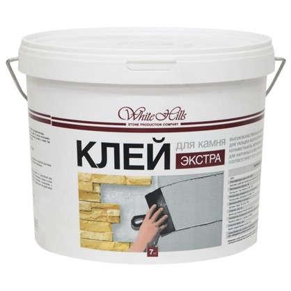 Клей цементный White Hills Экстра 7 кг цена