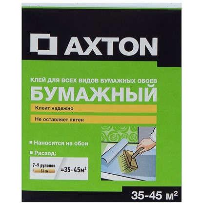 Клей для бумажных обоев Axton 35-45 м2 7-9 рулонов цена