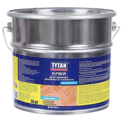 Клей для фанеры и паркета Tytan 14 кг цена