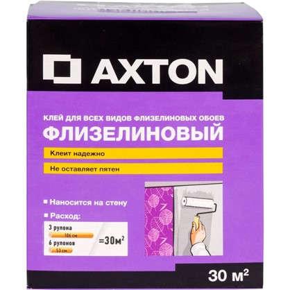 Клей для флизелиновых обоев Axton 20 м2 цена