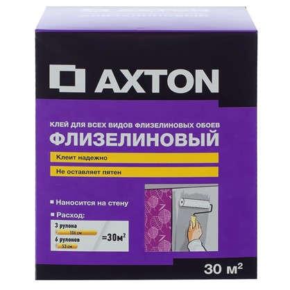 Клей для флизелиновых обоев Axton 30 м2 цена