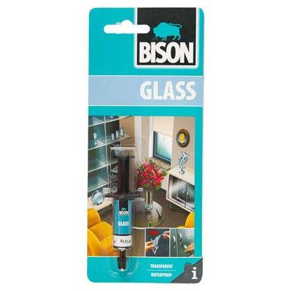 Клей для стекла Bison Glass 2 мл цена