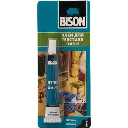 Клей для текстиля Bison Textile 25 мл