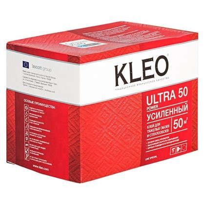 Клей для тяжелых обоев Kleo Ultra 50 м2 цена