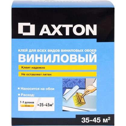 Клей для виниловых обоев Axton 25 м2 4-5 рулонов цена