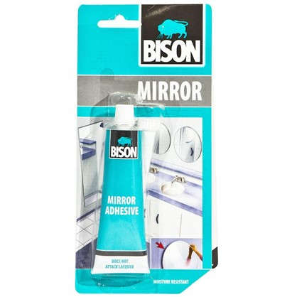Клей для зеркала Bison Mirror Adhesive 60 мл