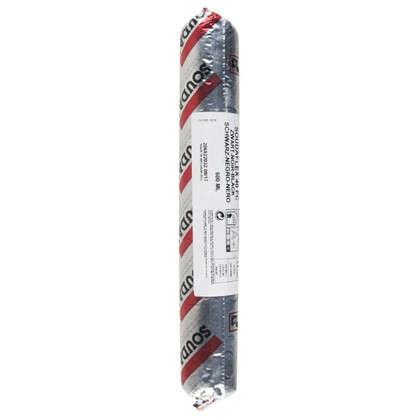 Клей-герметик полиуретановый Soudal Соудафлекс 40 ФС 600 мл цвет чёрный цена