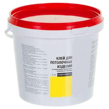 Клей Мастер Кляйн стиропоровый 1.5 кг цена