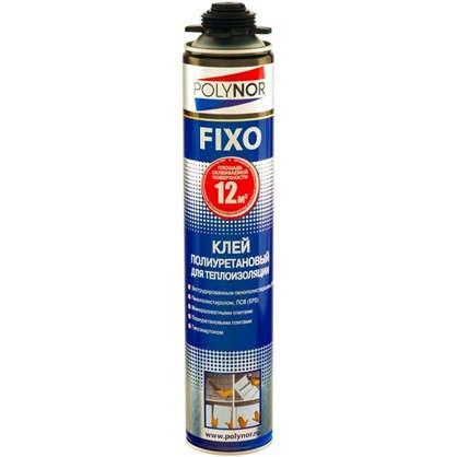 Клей полиуретановый Polynor Fixo цена