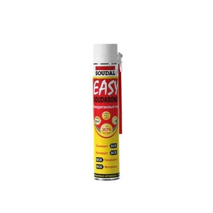 Клей полиуретановый Soudal Soudabond Easy цена