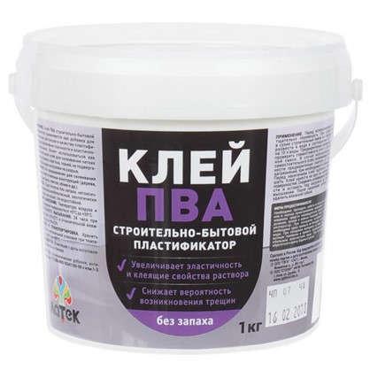Клей ПВА для пластификации растворов 1 кг