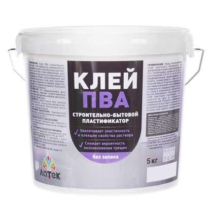 Клей ПВА для пластификации растворов 5 кг цена