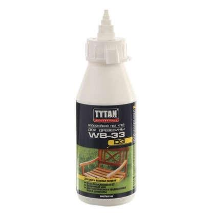 Клей ПВА влагостойкий D3 Tytan 200 г