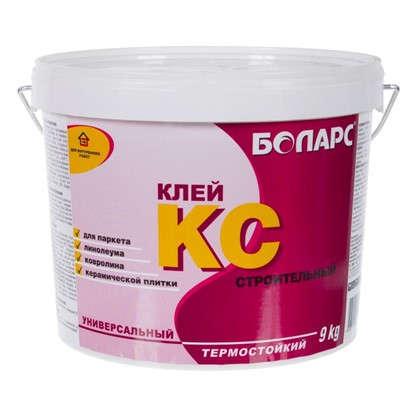 Клей строительный Боларс КС 9 кг