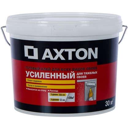 Клей усиленный готовый Axton 30 м2 цена
