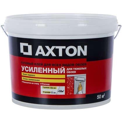 Клей усиленный готовый Axton 50 м2 цена