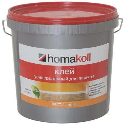 Клей водно-дисперсионный Homakoll для паркета 4 кг