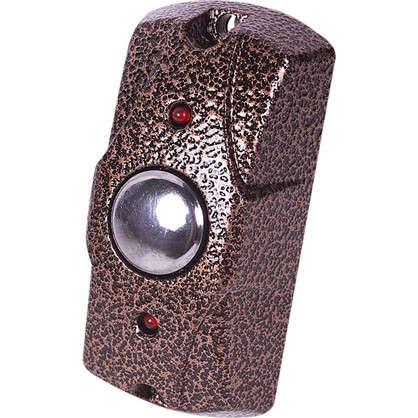 Кнопка выхода Falcon Eye FE-100 40х80х25 мм цвет медь