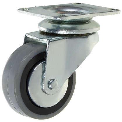 Колесо Amig 6741 60 мм поворотное без тормоза