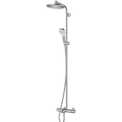 Комплект для душа Hansgrohe Showerpipe с термостатом цена